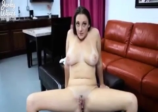 POV fucking with slutty mommy